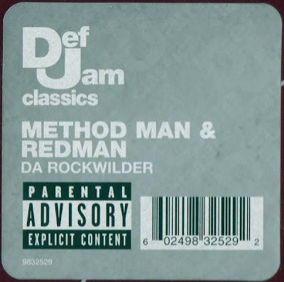 Method Man & Redman – Da Rockwilder / 1,2,1,2 (VLS) (1999) (320 kbps)