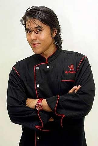 panas chef riz anak chef wan tipu resume gosip
