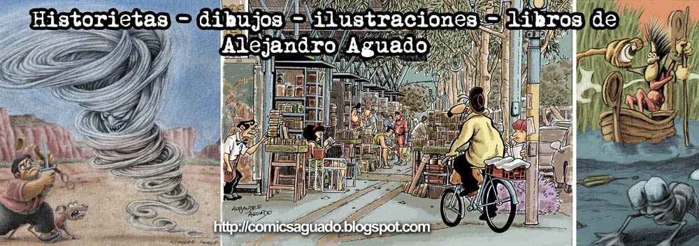 Mis historietas e ilustraciones