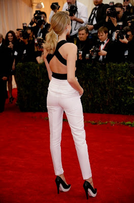 Cara Delevingne 2014 Met Gala Red Carpet Dresses