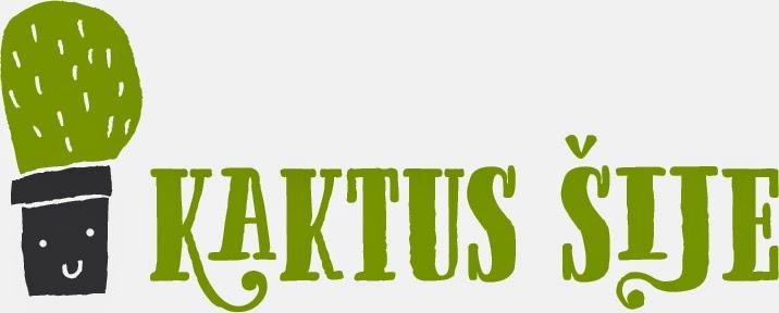 KAKTUS - šije