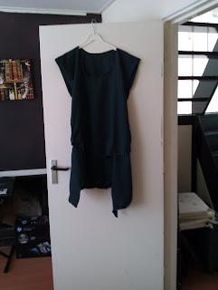 Mani's kostuum deel 1