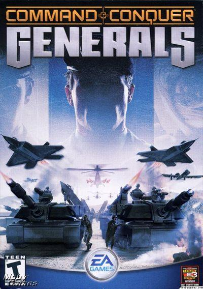 Command y Conquer Generals PC Full Español