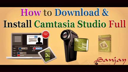 camtasia studio full version free download