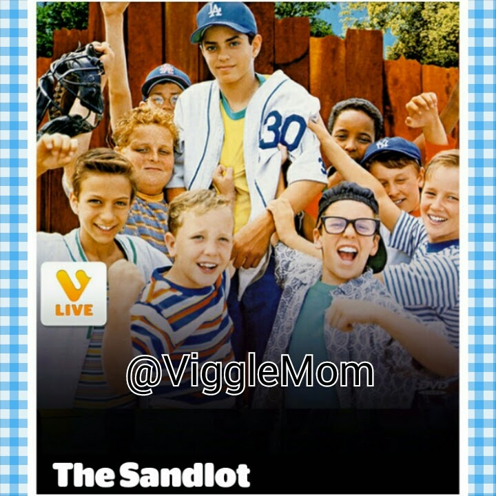 The Sandlot, Viggle, Viggle Live, Viggle Mom
