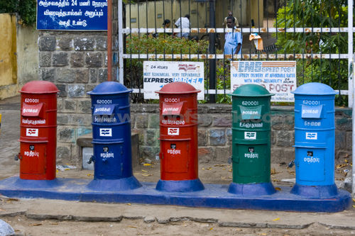 how to find postal code in india