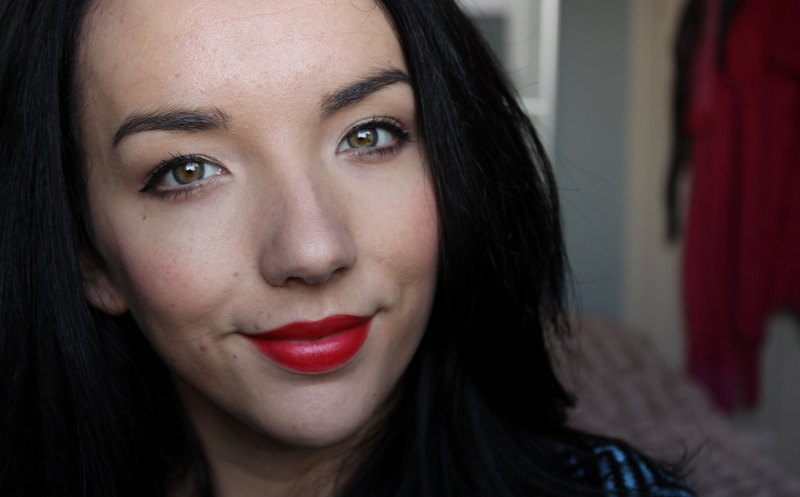 Lush lipstick review
