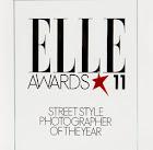 Shentonista wins ELLE Street Style Award 2011
