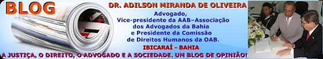 Dr. Adilson Miranda de Oliveira