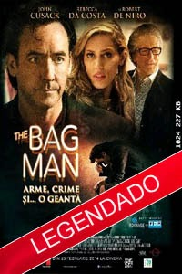 Poster do Filme The Bag Man Legendado