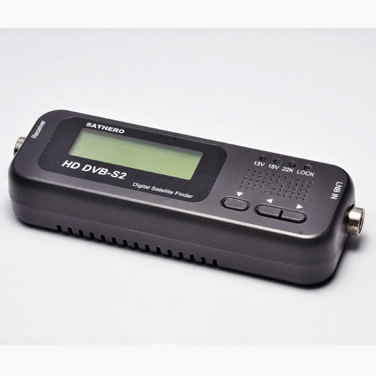 SatHero satellite meter