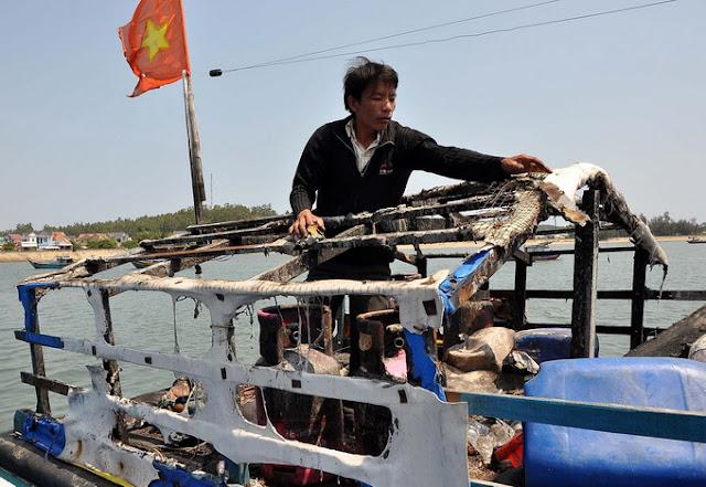 Nhà nước hỗ trợ ngư dân đóng tàu bám biển