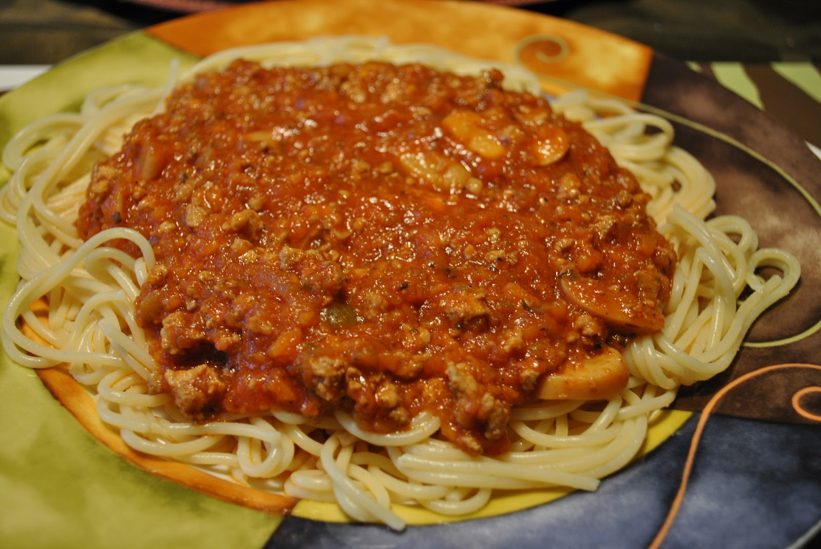 Spaghetti maurice recette for Marinade poulet huile d olive