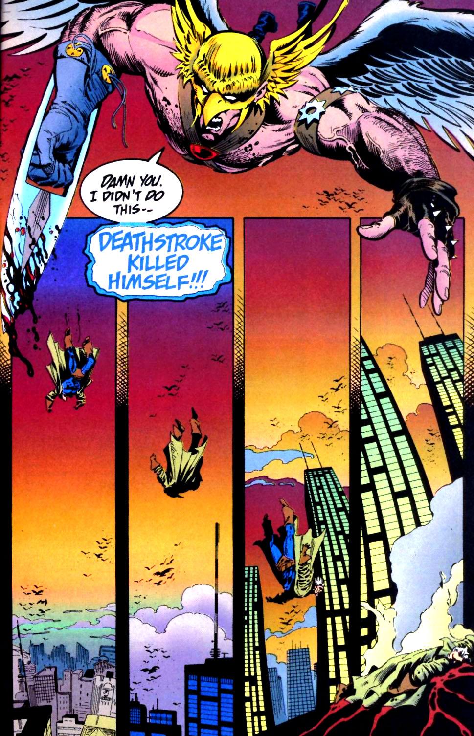 Deathstroke (1991) Issue #43 #48 - English 24