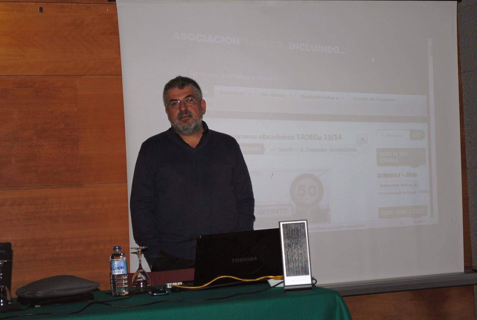 Imagen de Juan el presidente de TADEGA