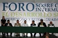Foro sobre cooperación intermunicipal para el desarrollo sustentable