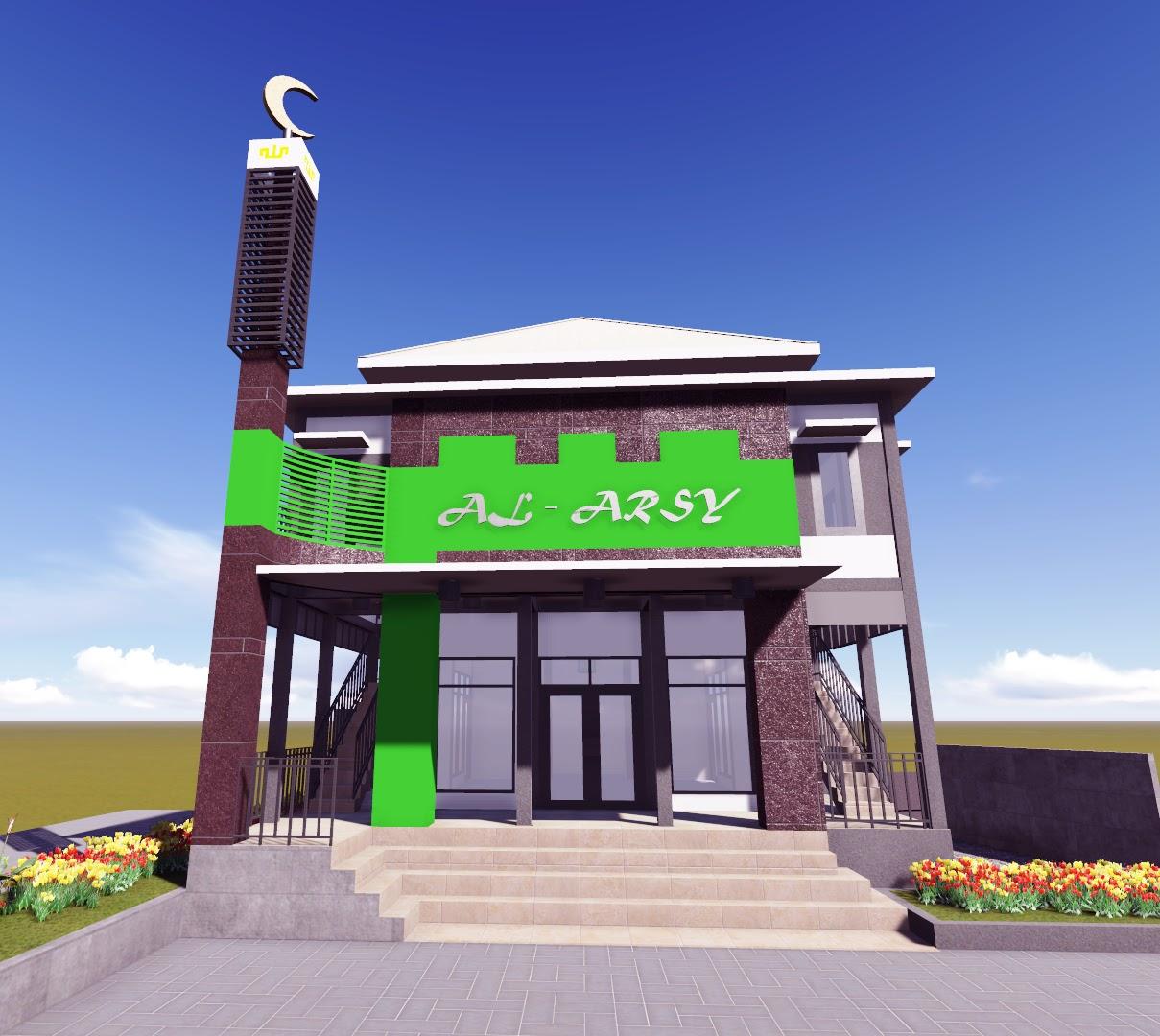 Renovasi Musholla Al Arsy Smpn 3 Lamongan