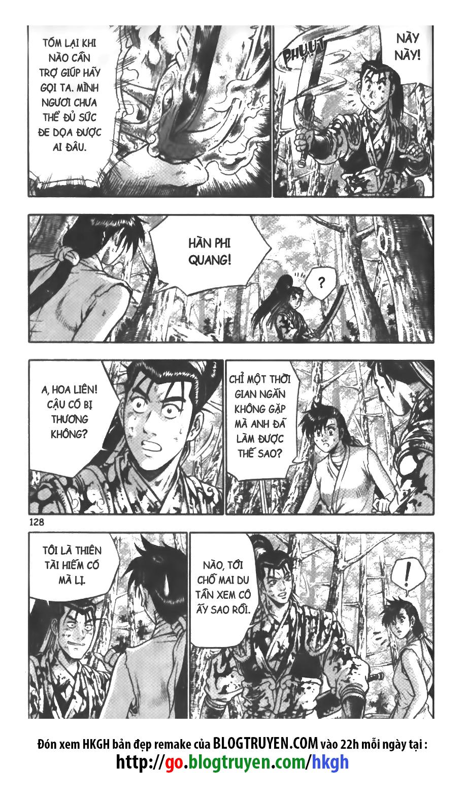 Hiệp Khách Giang Hồ chap 329 page 19 - IZTruyenTranh.com