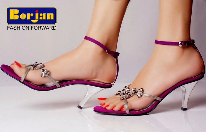 Ladies Footwear for EID 2014