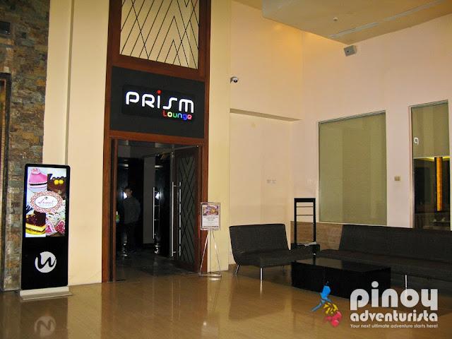 Prism Lounge at Widus Hotel Clark Pampanga