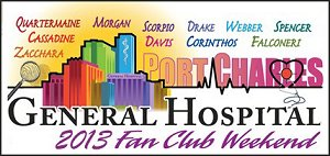 ♥General Hospital Fan Club Weekend 2013! Purchase Tickets Now! Don't Miss Out!