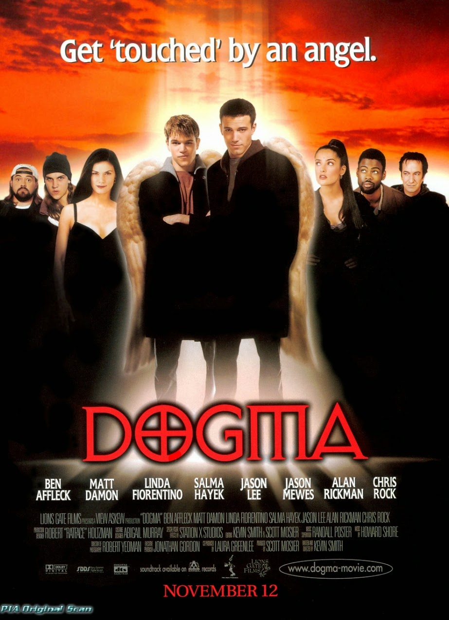 Portada Dogma Kevin Smith