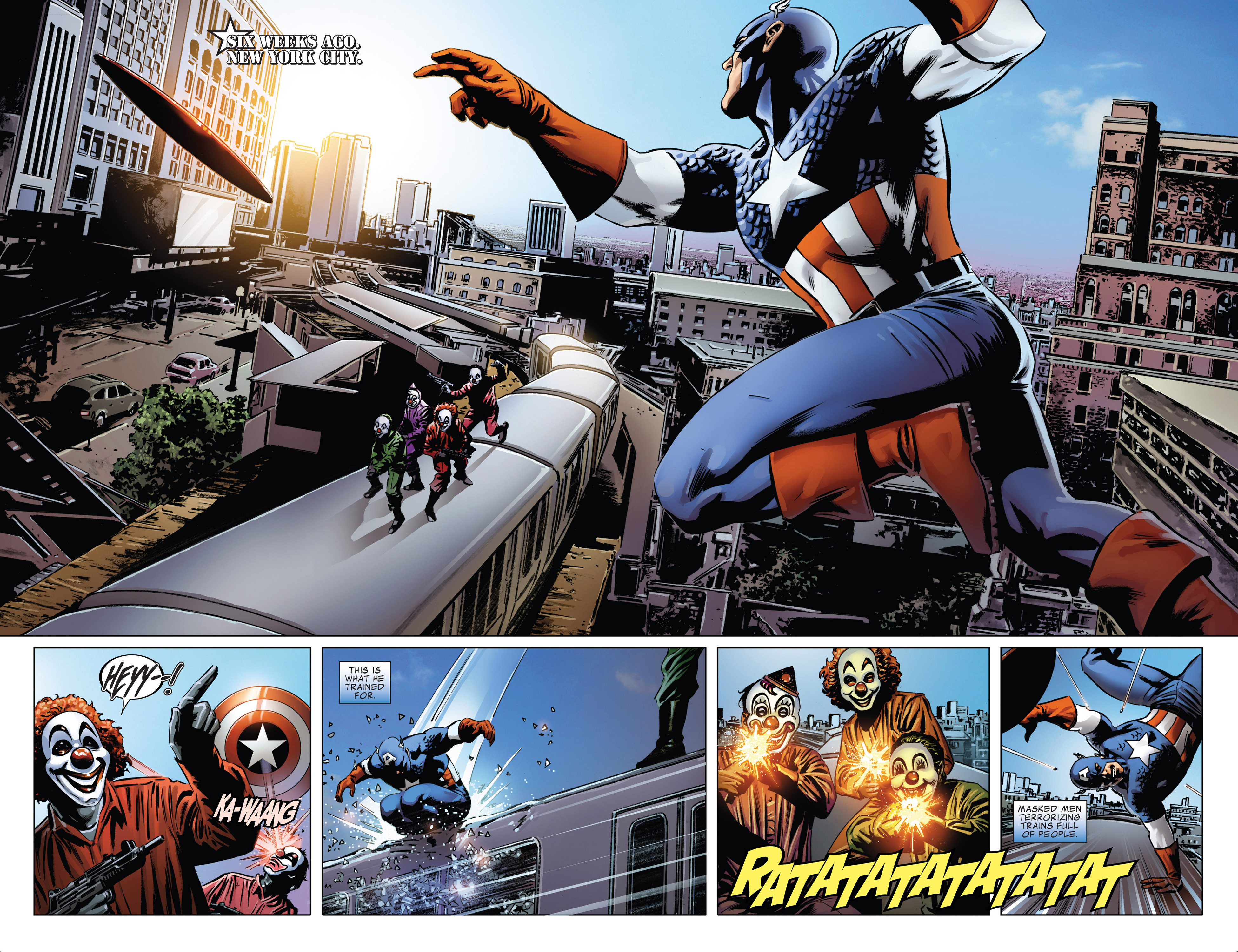 Captain America (2011) Issue #19 #19 - English 3