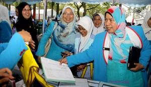 Ketua Wanita Keadilan, Zuraida Kamaruddin