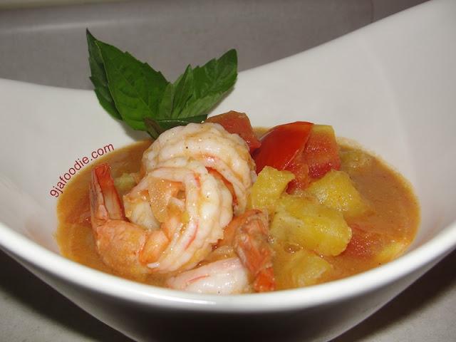 Vos blogs et sites de cuisine préférés - Page 3 Plantain+soup_9jafoodie