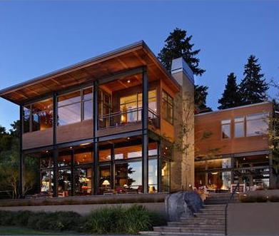Fachadas de casas fachadas de casas peque as de dos pisos for Casas pequenas de dos pisos