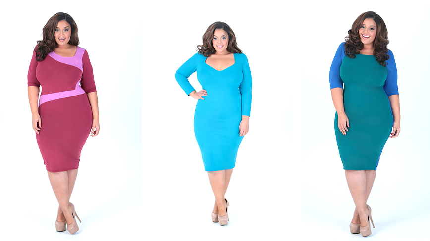 Allison McGevna, Twentyfour20, plus size dresses