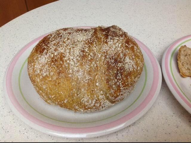 Resep Membuat Roti Tawar No-Knead Bread