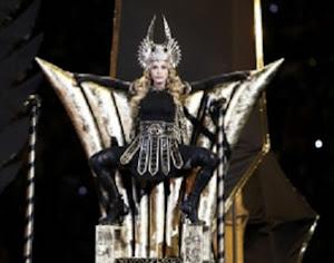 Madona, nueva Cleopatra en el Super B.