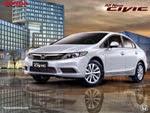 Paket Kredit Mobil Honda Civic Bandung