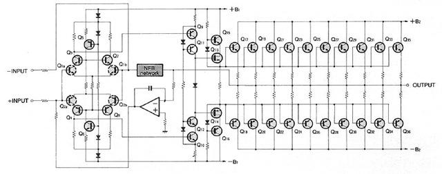 Koleksi Skema Power Ampli By Pyon Sound  Skema Power Ampli