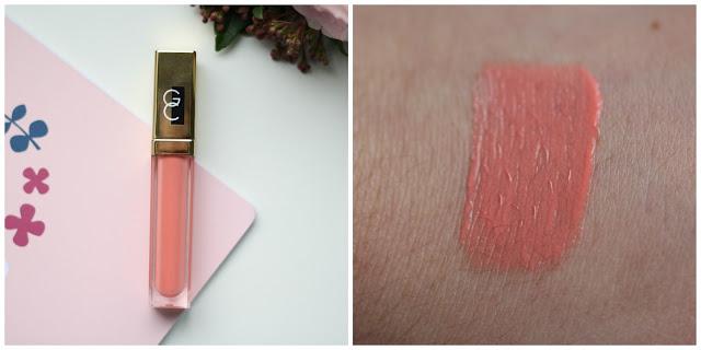 Coral, Lipgloss, Youtube, Gerard Cosmetics.