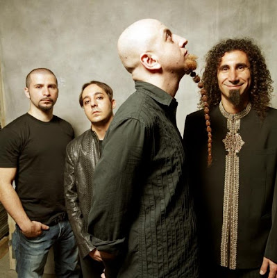 YouTube Music Videos For Bounce by System Of A Down