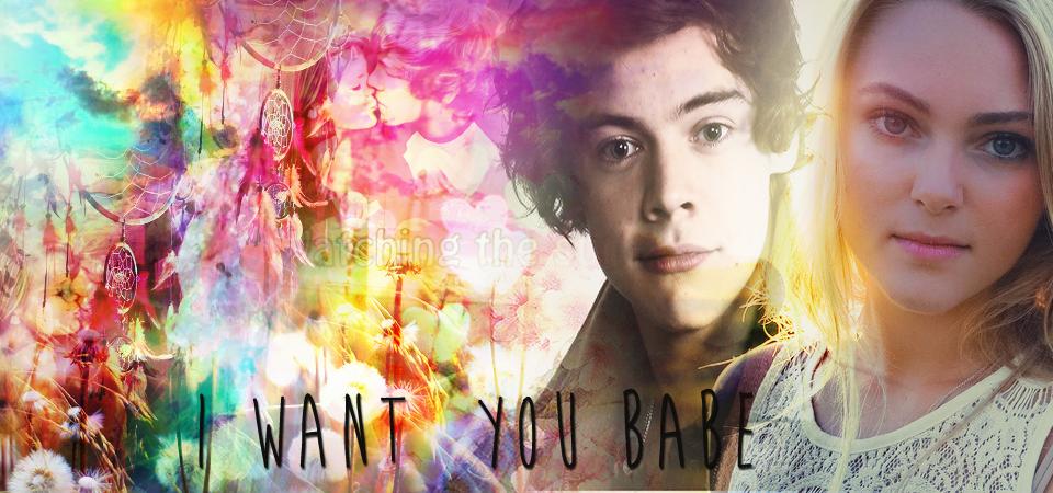 I want you babe