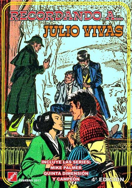 Obras de Julio Vivas. Compilaciones de EAGZA