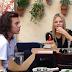 Harry Styles y su rumoreada novia Nadine Leopold almuerzan en Malibu