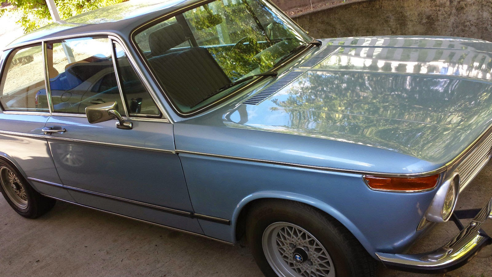 Daily Turismo K Affordable Classic BMW Tii - 1972 bmw 2002 tii