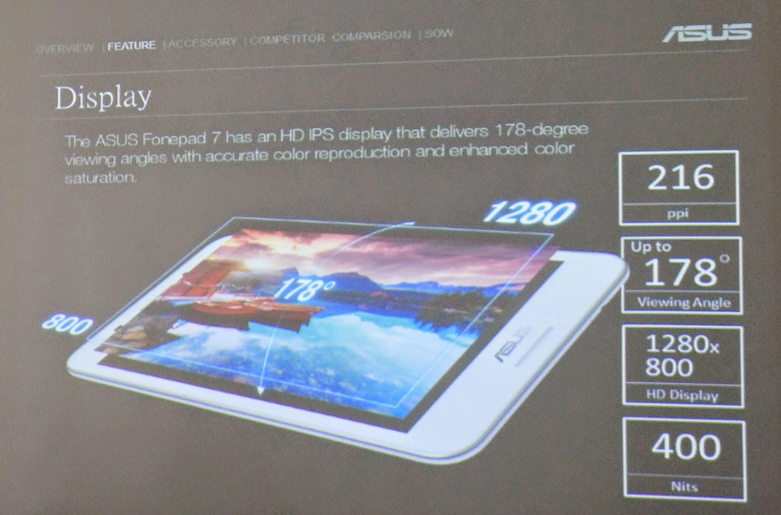 潮玩ASUS平板電腦XD