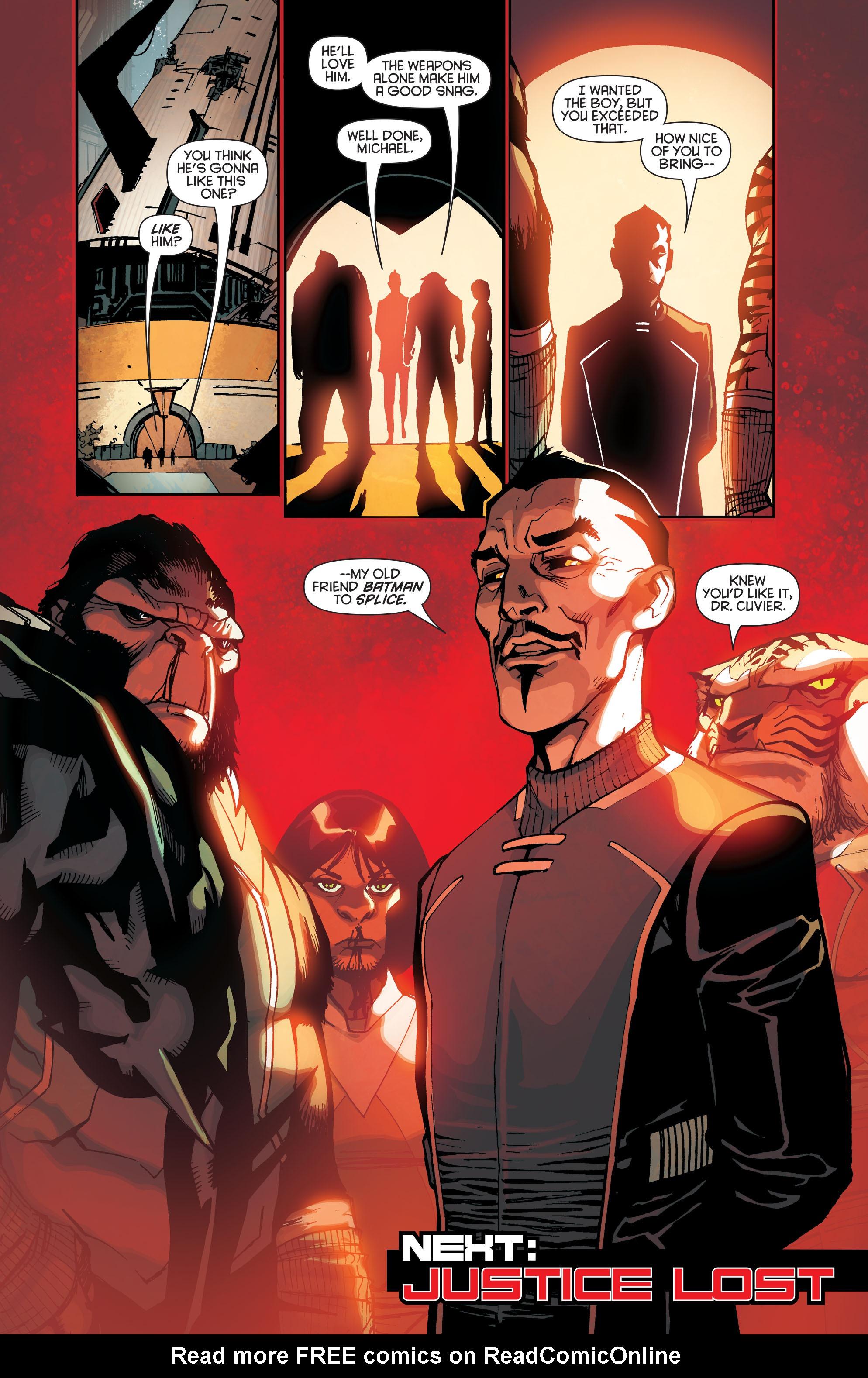 Batman Beyond (2015) Issue #9 #9 - English 20