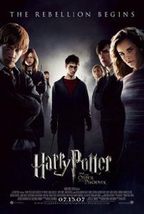 Harry Potter and The Order of The Phoenix (2007) Watch Full Movie [HD]