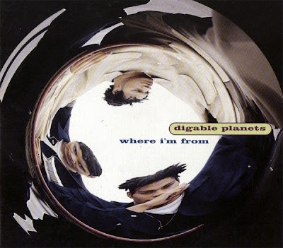 Digable Planets – Where I'm From (CDM) (1993) (192 kbps)