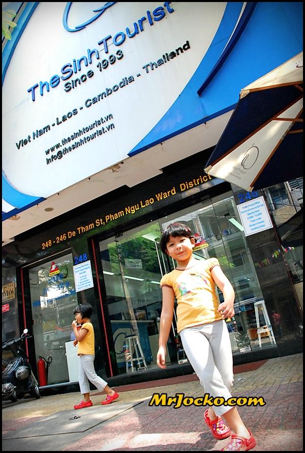 Lokasi Tempat Menarik Di Ho Chi Minh Saigon Vietnam