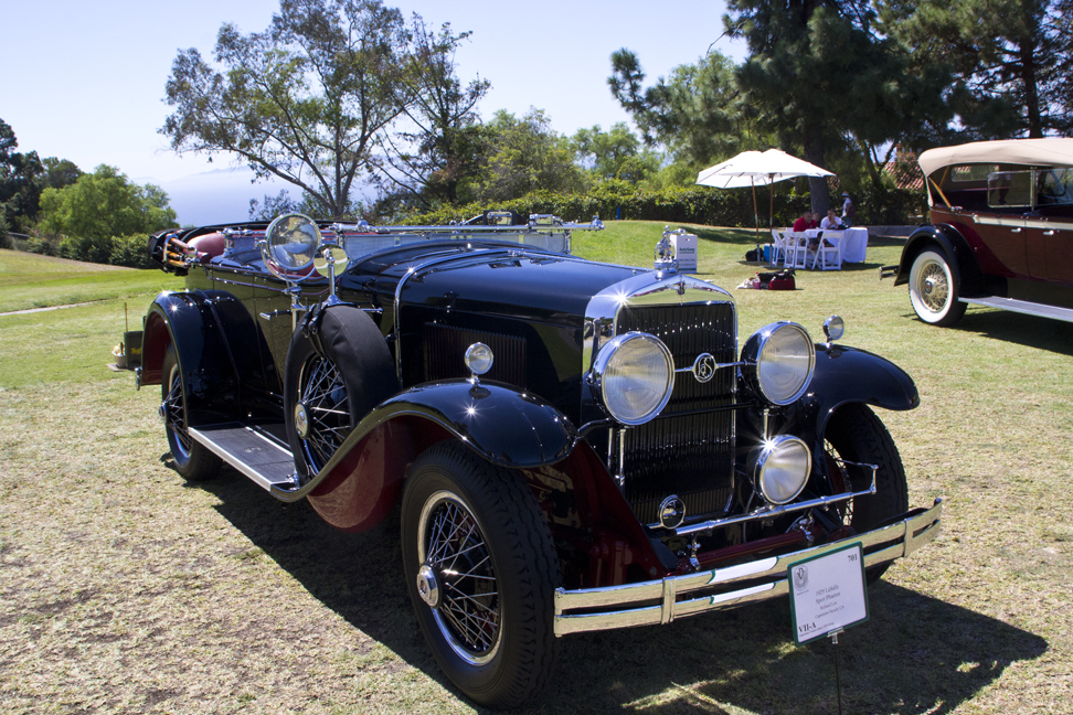 1939 Buick LaSalle -