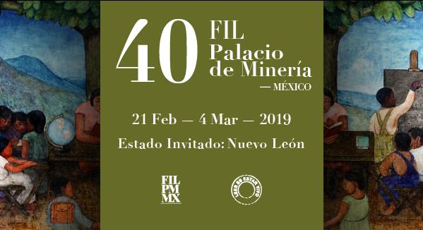 40 Feria Internacional del Palacio de Minería (40 FILPM)