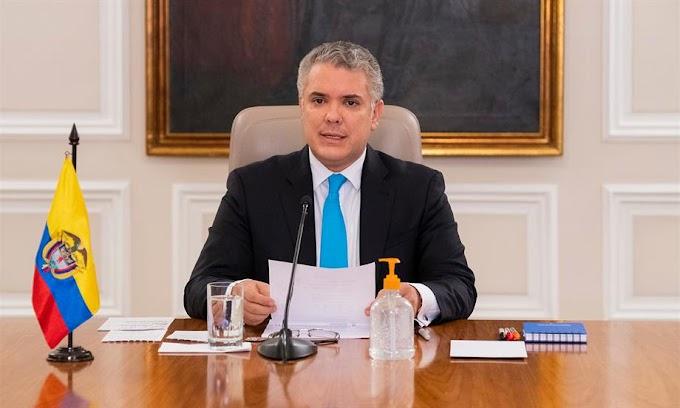"""""""Recuperación de la vida productiva comercial está en manos de los alcaldes"""": Presidente Duque"""
