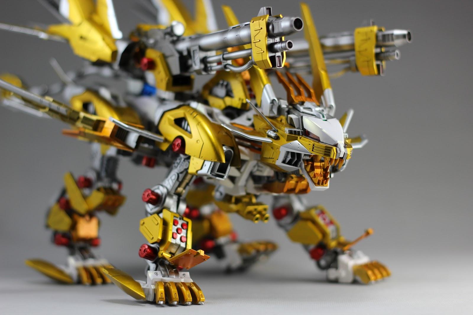 Zoids Liger Zero Jager Zoids rz 041 Liger Zero Jager